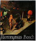 Books:Art & Architecture, Charles de Tolnay. Hieronymus Bosch. Reynal, 1966. First American edition, first printing. Faint foxing. Light w...