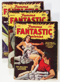 Pulps:Science Fiction, Famous Fantastic Mysteries Box Lot (Frank A. Munsey Co., 1946-53)Condition: Average VG-....