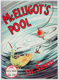 Books:Children's Books, Dr. Seuss. McElligot's Pool. Random House, 1975. Crestpromotional edition. Minor rubbing and foxing. Overall ne...