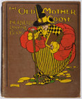 Books:Children's Books, Anne Anderson [illustrator]. The Old Mother Goose. Nelson,ca. 1936. Later edition. Hinges cracked. Owner's name. Co...