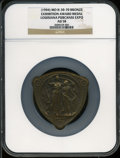 Expositions and Fairs, 1904 Louisiana Purchase Exposition Award Medal AU58 NGC. Hendershott-30-70. Bronze. St. Louis, Mo....