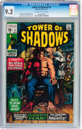 Bronze Age (1970-1979):Horror, Tower of Shadows #5 (Marvel, 1970) CGC NM- 9.2 Off-white to whitepages....