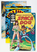 Bronze Age (1970-1979):Alternative/Underground, Underground Comix Science Fiction Group (Various Publishers, 1970s) Condition: Average VF.... (Total: 16 Comic Books)