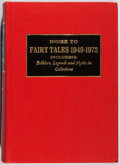 Books:Reference & Bibliography, Norma Olin Ireland. Index to Fairy Tales, 1949-1972. Faxon,1973. First edition, first printing. Minor bumping. ...