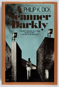 Books:Science Fiction & Fantasy, Philip K. Dick. A Scanner Darkly. Doubleday, 1977. First edition, first printing. Owner stamp to ffep. Mild sunning ...