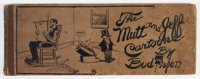 Mutt and Jeff Book 1 (Ball Publications, 1910) Condition: FR