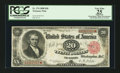 Large Size:Treasury Notes, Fr. 374 $20 1890 Treasury Note PCGS Apparent Very Fine 25.. ...