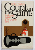 Books:Mystery & Detective Fiction, Leslie Charteris. Count on the Saint. Doubleday, 1980. First edition, first printing. Price-clipped. Minor wear ...