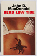 Books:Mystery & Detective Fiction, John D. MacDonald. Dead Low Tide. Hale, 1976. First Britishedition, first printing. Price-clipped, else fine....