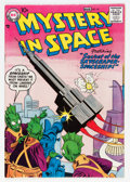 Silver Age (1956-1969):Science Fiction, Mystery in Space #42 (DC, 1958) Condition: VF....