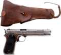 Handguns:Semiautomatic Pistol, Colt Model 1902 Sporting Semi-Automatic Pistol with Holster....