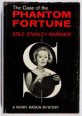 Books:Mystery & Detective Fiction, Erle Stanley Gardner. INSCRIBED. The Case of the PhantomFortune. Morrow, 1964. First edition, first printing. Sig...