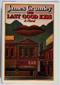 Books:Mystery & Detective Fiction, James Crumley. SIGNED. The Last Good Kiss. Random, 1978. First edition, first printing. Signed by the author. Re...