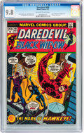 Bronze Age (1970-1979):Superhero, Daredevil #99 (Marvel, 1973) CGC NM/MT 9.8 Off-white to whitepages....