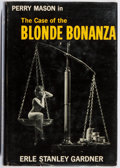 Books:Mystery & Detective Fiction, Erle Stanley Gardner. The Case of the Blonde Bonanza. Morrow, 1962. First edition, first printing. Slightly lean...