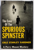 Books:Mystery & Detective Fiction, Erle Stanley Gardner. The Case of the Spurious Spinster.Morrow, 1961. First edition, first printing. Jacket has 2 t...