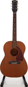 Musical Instruments:Acoustic Guitars, 1964 Gibson LG-0 Natural Acoustic Guitar, Serial # 158423....