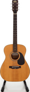 Musical Instruments:Acoustic Guitars, Circa 1980 Sigma by Martin GCS-6 Natural Acoustic Guitar, Serial #5590....