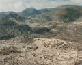 Photographs:20th Century, EDWARD BURTYNSKY (Canadian, b. 1955). Mt. St. Helens Blowdown,Washington State, 1983. Ektacolor, 1986. 17-1/2 x 22 inch...