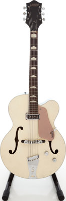 1957 Gretsch Streamliner 6189 Refinished Archtop Electric Guitar, Serial #23636