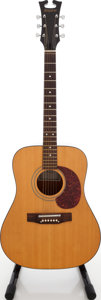 Musical Instruments:Acoustic Guitars, Circa 1970s Harptone E6N Natural Acoustic Guitar, #2562-1....