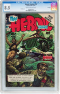 Golden Age (1938-1955):Adventure, Heroic Comics #78 File Copy (Eastern Color, 1952) CGC VF+ 8.5 Creamto off-white pages....