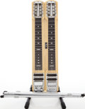 Musical Instruments:Lap Steel Guitars, Circa Late 1960's Fender Stringmaster Blonde Lap Steel Guitar,Serial # 5434....