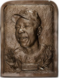 "Baseball Collectibles:Others, Hank Aaron ""Wall of Fame"" Wall Plaque by Continental. ..."
