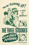 """Movie Posters:Comedy, Up in Daisy's Penthouse (Columbia, 1953). One Sheet (27"""" X 41.5"""")....."""