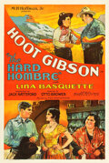 "Movie Posters:Western, The Hard Hombre (Allied Pictures, 1931). One Sheet (27.25"" X 41"")....."