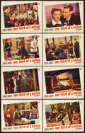 """Movie Posters:Drama, One Third of a Nation (Paramount, 1939). Lobby Card Set of 8 (11"""" X14"""").. ... (Total: 8 Items)"""