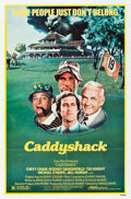 """Movie Posters:Comedy, Caddyshack (Orion, 1980). One Sheet (27"""" X 41"""").. ..."""