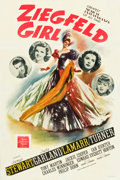 "Movie Posters:Musical, Ziegfeld Girl (MGM, 1941). One Sheet (27"" X 41"") Style D.. ..."