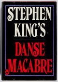 Books:Horror & Supernatural, Stephen King. Danse Macabre. Everest House, 1981. First edition, first printing. Mild rubbing to jacket, mainly to s...