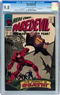 Silver Age (1956-1969):Superhero, Daredevil #20 Western Penn pedigree (Marvel, 1966) CGC NM/MT 9.8 Off-white to white pages....