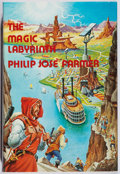 Books:Science Fiction & Fantasy, Philip Jose Farmer. SIGNED/LIMITED. The Magic Labyrinth. Phantasia, 1980. First edition, first printing. Limited t...