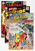 Golden Age (1938-1955):Miscellaneous, The Brave and the Bold Group (DC, 1961-66) Condition: Average VG+.... (Total: 10 Comic Books)