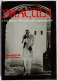 Books:Horror & Supernatural, Raymond T. McNally, et al. In Search of Dracula. New YorkGraphic Society, 1972. First edition, first printing. Ligh...