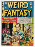 Golden Age (1938-1955):Science Fiction, Weird Fantasy #13 (#1) (EC, 1950) Condition: GD/VG....