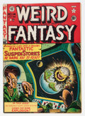 Golden Age (1938-1955):Science Fiction, Weird Fantasy #14 (#2) (EC, 1950) Condition: FN/VF....