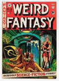 Golden Age (1938-1955):Science Fiction, Weird Fantasy #8 (EC, 1951) Condition: FN-....