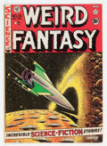 Golden Age (1938-1955):Science Fiction, Weird Fantasy #10 (EC, 1951) Condition: FN+....