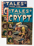 Golden Age (1938-1955):Horror, Tales From the Crypt #29 and 31 Group (EC, 1952) Condition: AverageVG/FN.... (Total: 2 Comic Books)