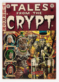 Golden Age (1938-1955):Horror, Tales From the Crypt #33 (EC, 1952) Condition: FN-....