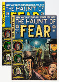 Golden Age (1938-1955):Horror, Haunt of Fear #12 Group (EC, 1952-73) Condition: Average FN/VF....(Total: 2 Comic Books)