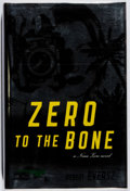 Books:Mystery & Detective Fiction, Robert Eversz. SIGNED. Zero to the Bone. Simon and Schuster,2006. First edition, first printing. Signed by the au...