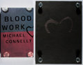 Books:Mystery & Detective Fiction, Michael Connelly. SIGNED. Blood Work. Little, Brown, 1997. Advance reading copy. Signed by the author. Held ...