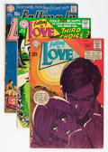Silver Age (1956-1969):Romance, Falling in Love Group (DC, 1962-73) Condition: Average VG....(Total: 62 Comic Books)