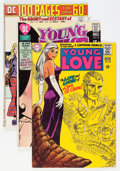 Bronze Age (1970-1979):Romance, Young Love Group (DC, 1964-77) Condition: Average VG....