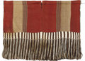 Pre-Columbian:Textiles, Tunic. Late Horizon or Early Spanish-Colonial. A.D. 1400 - 1600.Camelid and cotton fibers. Length 58 in. Width 48 in.. T...